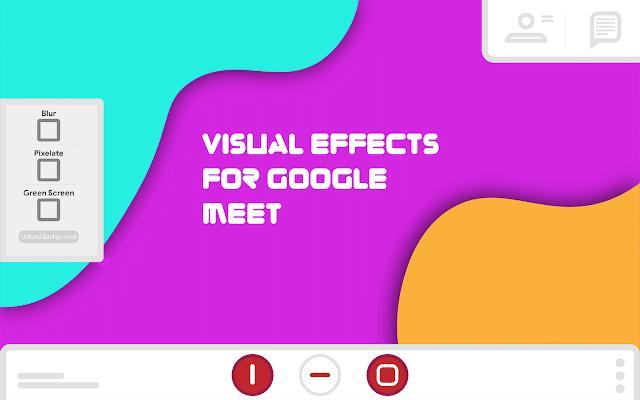 Visual effect Google Meet - Domande frequenti 2