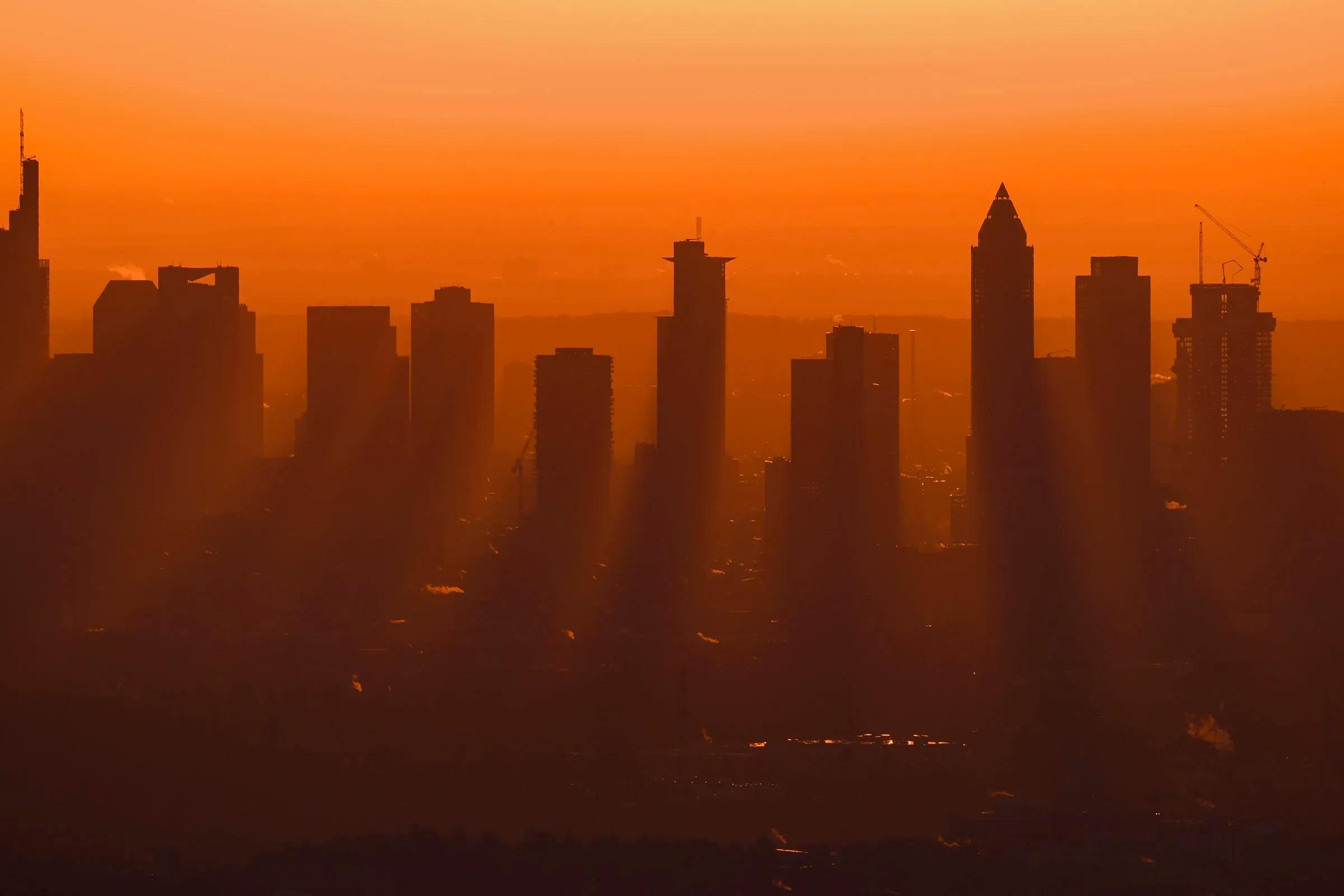 Il cambiamento climatico sta trasformando le città in forni